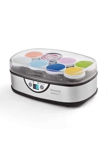 Homend 8001 Yogurtlook Yoğurt Makinesi Renkli